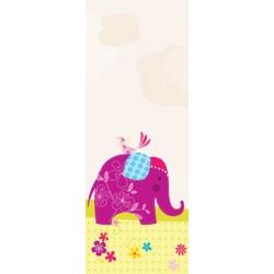 Kidzzz panneau elephant dgkiz32