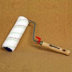 Rouleau microfibre 18cm